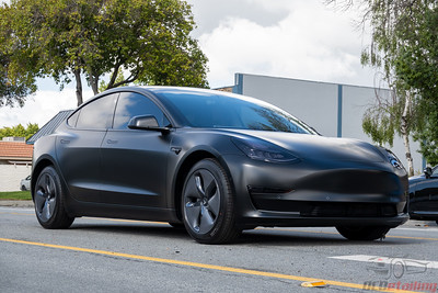 Tesla Model 3 - Full XPEL Stealth Stealth and CQFR Coating