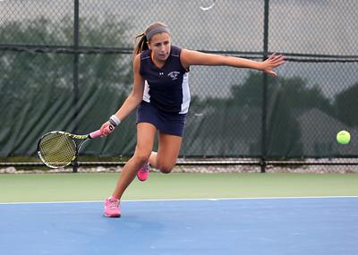 Tennis - High School Girls 2014