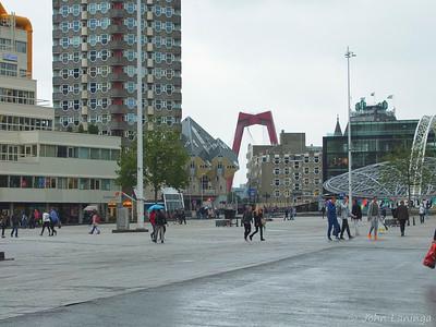 Rotterdam Markthal, Laurenskerk