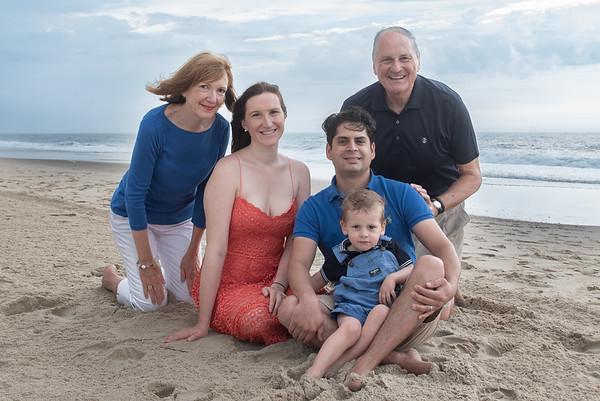 Sandoval Family Beach Shoot