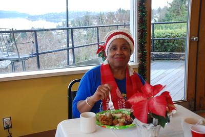 Christmas Potlucks 2014