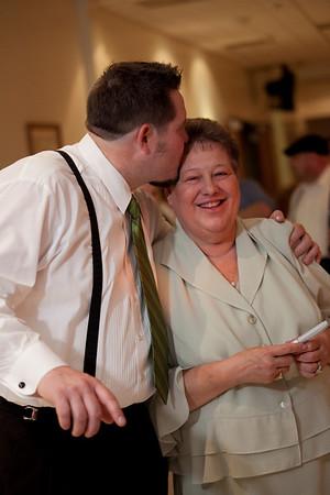Barb and Scott Dollar Dance