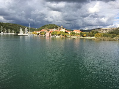 Bicycling the Islands of the Dalmatian Coast  2017 Oct 10