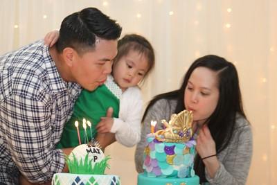 Samantha's 4th Birthday