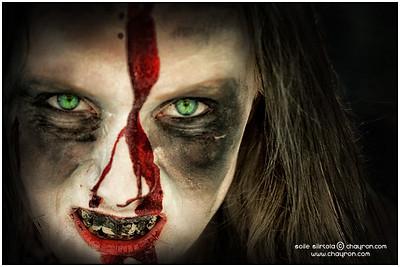 Sthlm Zombiewalk 30 maj 2009