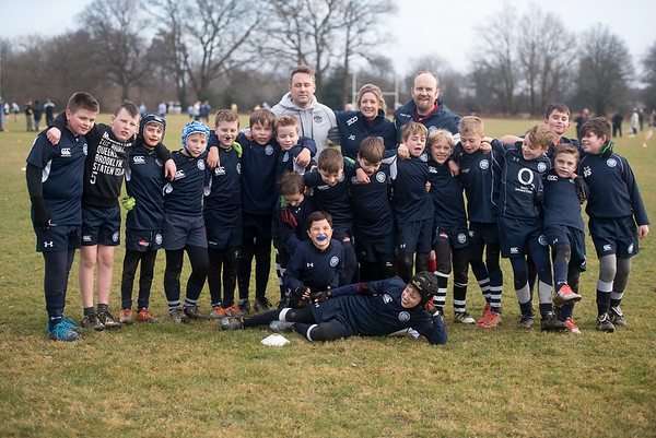 EG Under 10s at Horsham February 2017