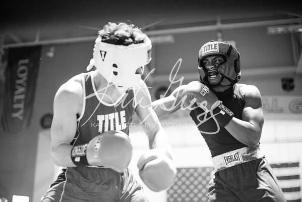 11 Anthony Barrett (Lafayette Boxing) over Ezra Mackenzie Ngosi (Napaholics Boxing)