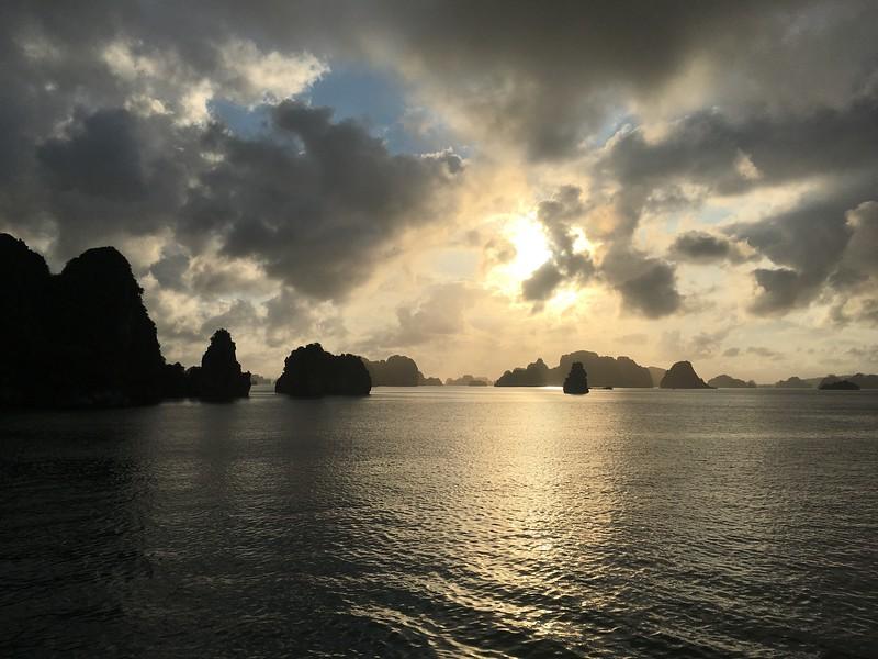 Halong Bay - day trips from Hanoi, Vietnam