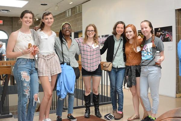 2018-05-12 Alumni Day Candid Photos
