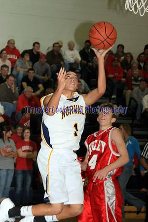 2009 Boys Basketball / Shelby Varsity
