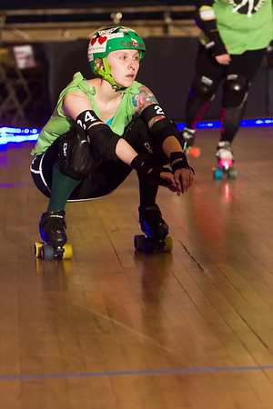 Lake Effect Furies vs. Glass City Rollers