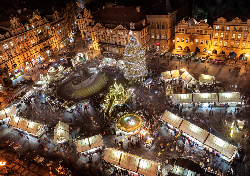 Prague Old Town Christmas Market
