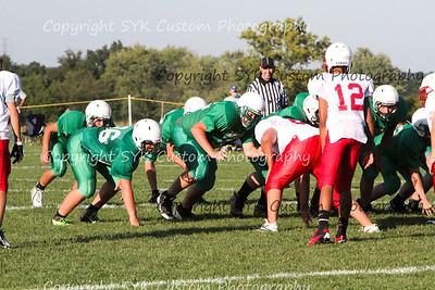WBMS 8th Grade Football vs Alliance