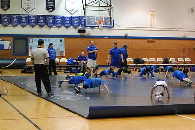 Blue Devils Wrestling