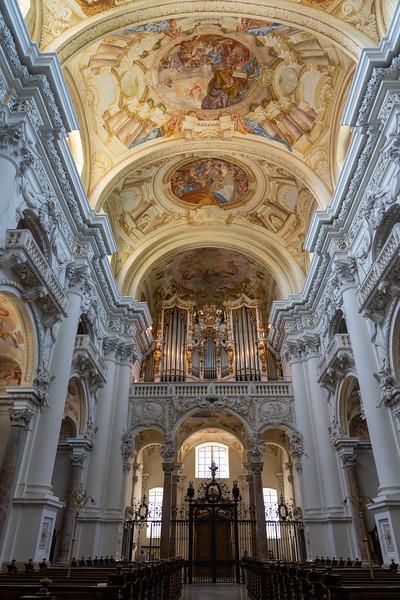 St. Florian Monastery Basilica
