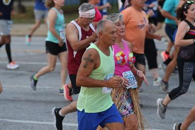 10 Mile Start - 2021 HAP Crim Festival of Races