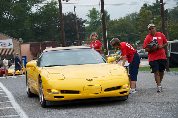 Corvettes @ Carlisle 2011