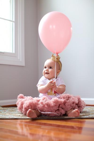 Lil Miss N: 9 months