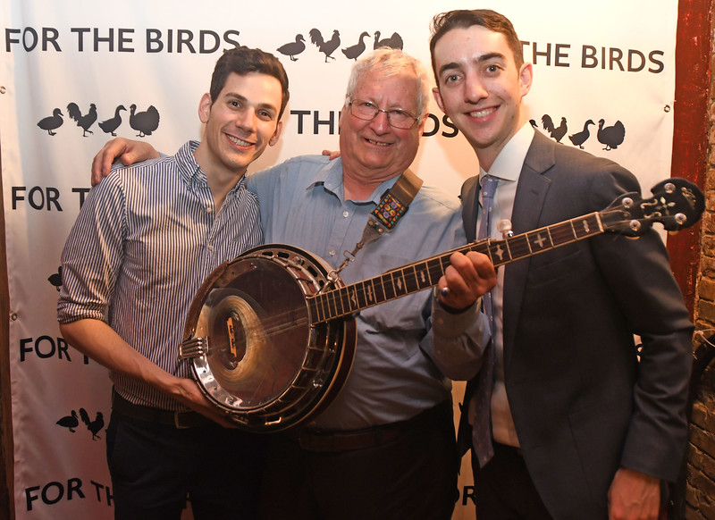 "Critically acclaimed ""For the Birds"" NYC Documentary Film Premiere and Afterparty"