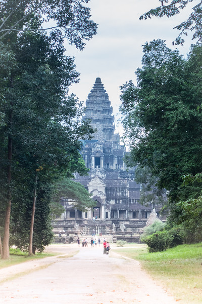 Angkor Temples by Fred