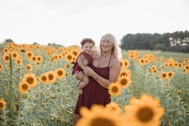 Brooke B {Sunflowers 2019}