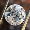 3.69ct Old European Cut Diamond GIA E VS2 26