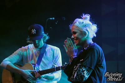 Tonight Alive @ The Regent Theater (Los Angeles, CA); 02/02/18