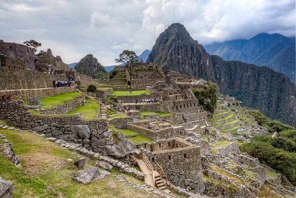 Machu Picchu and Lima