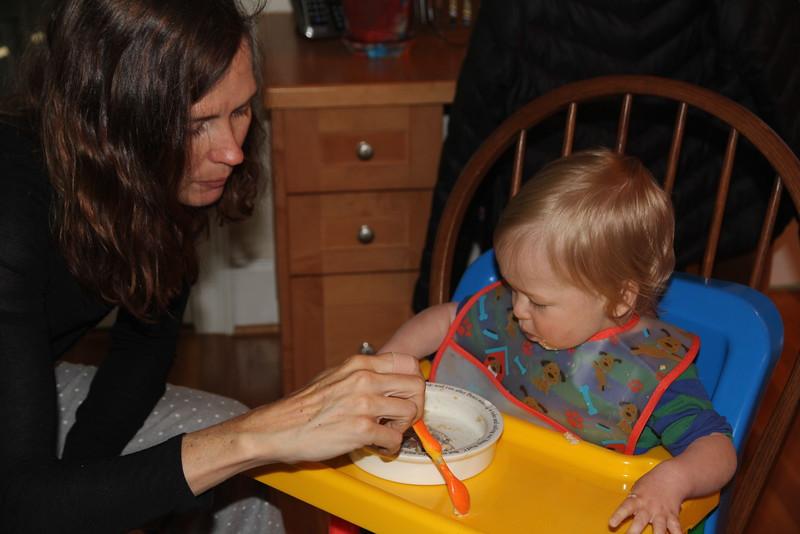 Breakfast at Nana's