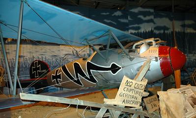 German aircraft of World War I