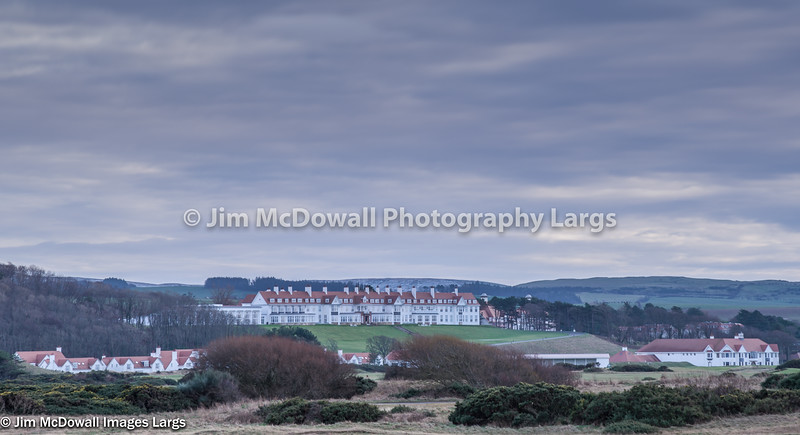 Trump Turnberry Hotel in South Ayrshire