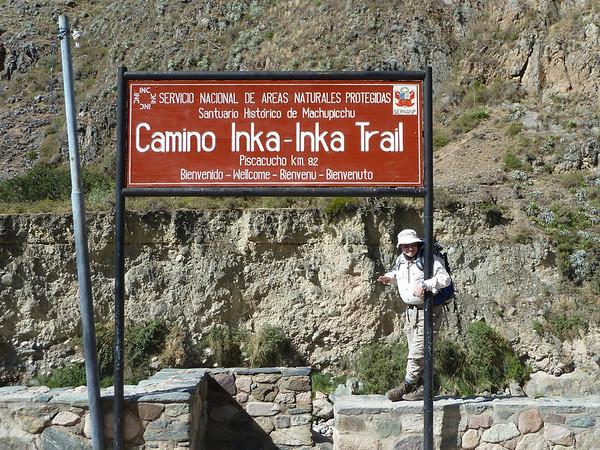 Inka Trail, Peru (June 7-10, 2011)