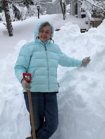 February 6th, 2010 Monster Snow