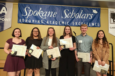 US Spokane Scholars 4-15-19