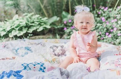 Beatrix, 18 months