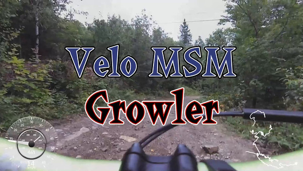 Velo MSM Growler