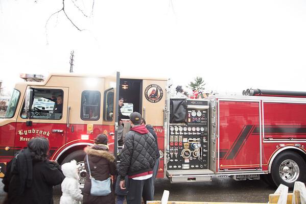 Lynbrook Fire department rides