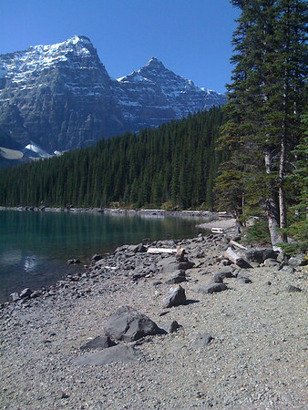 Banff to BC