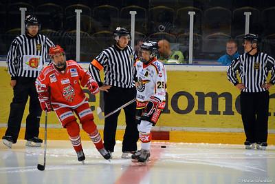 Seriepremiär - MODO vs LHF
