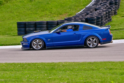 6-6-19 SCCA TNiA Pitt Race Interm Blue Mustang 1