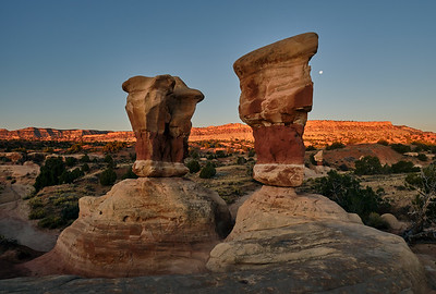 Cayons, Arches, Other Formations