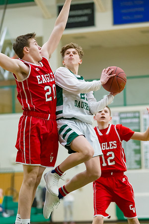 2019-01-28 | Freshmen | Central Dauphin vs. Cumberland Valley
