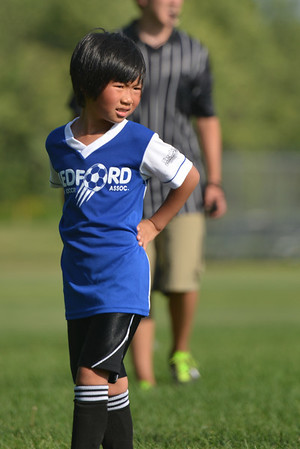 MYSA U8 Royal Blue vs Lime Green July 18