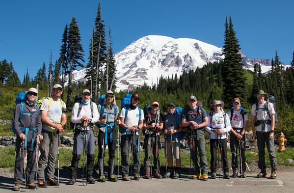 Mount Rainier July 2014