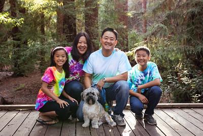 Lee Family 2018
