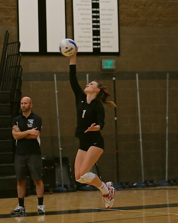 Outlaw Volleyball vs Sutherland 10-06-15