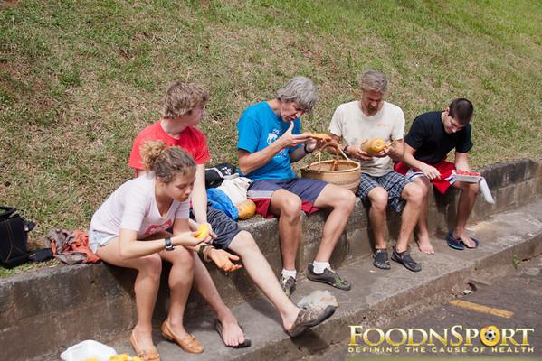 Fasting & Feasting 2012