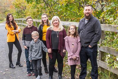 Kulp Family Portraits
