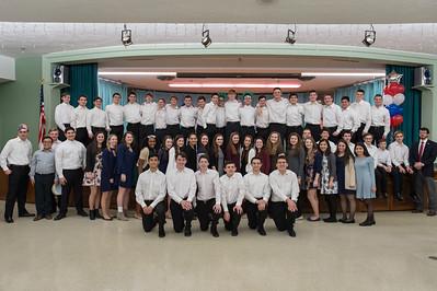 Junior-Senior Prom –February 4, 2017