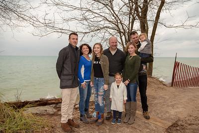 Christine & Family